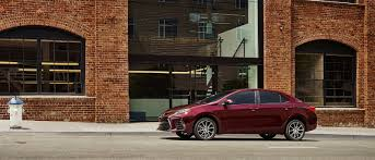 The 2017 Toyota Corolla An Unparalleled Compact Sedan
