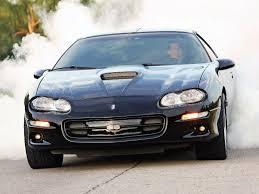 99 black camaro 1999 chevy camaro ss gm high tech performance magazine