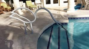 Swimming Pool Handrails Swan Swimming Pool Handrail