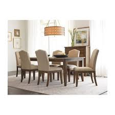 kincaid dining room furniture design center 80 inch large rectangular leg dining table 663 761 641 857 the
