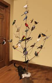 the bird tree a collection of bird felt ornaments downeast