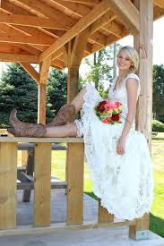 high low wedding dress with cowboy boots high low wedding dresses with boots wedding