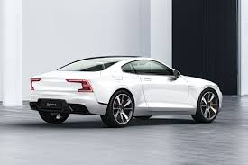 volvo electric car polestar 1 performance hybrid to be limited to 500 units per year