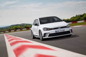 vw golf gti clubsport s announced rescars