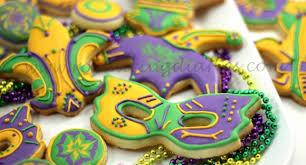 mardi gras cookies mardi gras tutorial roundup sugared productions
