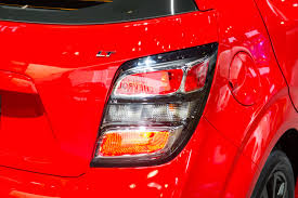 2015 chevy sonic tail light rear camera now standard on 2017 chevy sonic gm authority