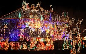 15 fresh outdoor christmas light displays outdoor gallery design