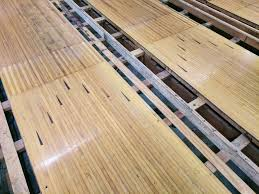 Southland Flooring Supply Lexington Ky by Salvaging The Wood Lanes From Eastland Bowling Center Sixtwelve