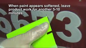 graphxoff vinyl adhesive and paint remover how to remove