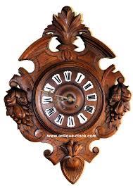 Antique Cuckoo Clock Antique Wall Clocks For Sale
