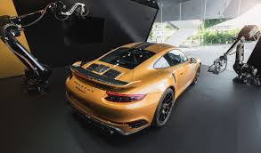 an individual look at the porsche 911 turbo s exclusive