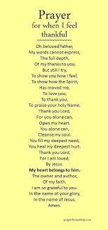best 25 thankful prayers ideas on gods blessings