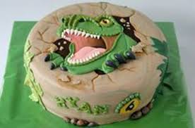 dinosaur birthday cake best images collections hd for gadget