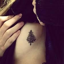 pretty tree want tattoos ink ribs inked rib