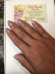 nail beautiful and day spa day spas 9331 katy fwy the heights