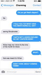 Dog Text By Memeemma Meme - hahaha i love how i made this once upon a time storybrooke