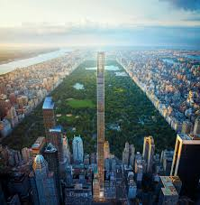 How Many Stories Is 1000 Feet Svelte Density Needle Towers Puncture The Sky Urban Land Magazine