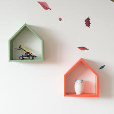 Kids Wall Shelves by Unique Wall Shelves Designs Ideas Decofurnish