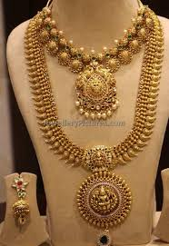 indian bridal jewelry necklace images 56 south indian gold necklace designs antique long necklace jpg