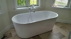 Rectangle Bathtub Bath U0026 Shower Attractive Standard Bathtub Size With Average Size