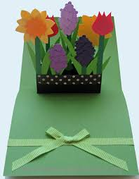 extreme cards and papercrafting mother u0027s day window box pop up card