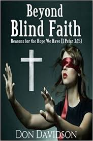 Blind Faith Album Beyond Blind Faith Reasons For The Hope We Have By Don Davidson