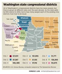 map oregon 5th congressional district growth in every district will redraw wash congressional map the