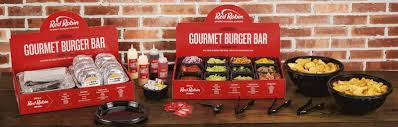gourmet turkey robin gourmet burgers and brews celebrates friendsgiving with