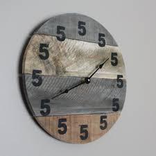 it u0027s 5 o u0027clock somewhere clock wood clock 12