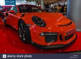 porsche sports car 2017 stuttgart germany march 02 2017 sports car porsche 991 911