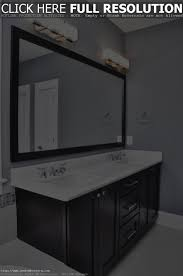 modern bathroom mirrors with lights modern design ideas