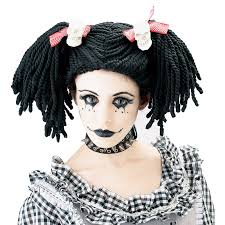 doll halloween costume scary doll makeup doll face art and make up halloween
