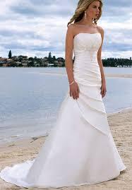 handmade classic beach bridal gown wedding dress be030 made to