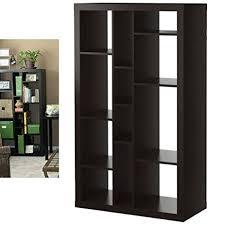 Ikea Discontinued Bookshelf Amazon Com Ikea Expedit Bookcase Tv Stand Multi Use Black Brown