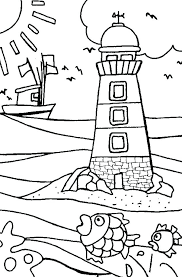 beach coloring pages preschool coloring pages of the beach coloring pages beach packed with