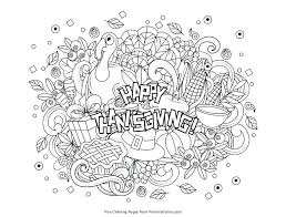 coloring pages for thanksgiving for free free coloring pages