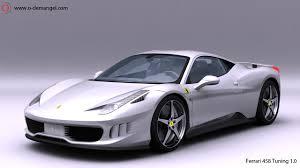 silver 458 italia 458 italia re imagined by designer