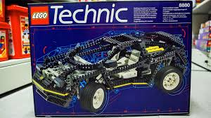 lego technic the lego technic car i always wanted now costs a thousand bucks