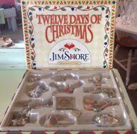 Jim Shore Christmas Ornaments 12 Days by Jim Shore Heartwood Creek 12 Days Of Christmas