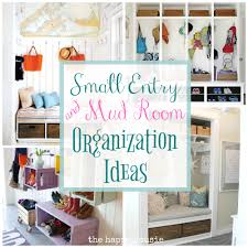 Getting Organized At Home by 30 Organized Inspiring Small Mud Rooms U0026 Entry Areas The Happy