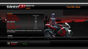 motogp 10 11 video game screen shots ducati monster 696