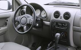 black jeep liberty interior image gallery jeep liberty interior