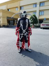 Spawn Costume Curse Of The Spawn Cosplay U2014 Stan Winston Of Character Arts