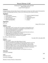 Resume Examples For Lawyers by Law Cv Examples Cv Templates Livecareer