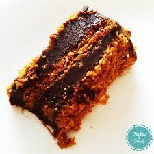foodies recette cuisine gâteau chocolat speculoos trop bon trop facile sans cuisson