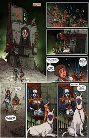 chapters thanksgiving hours kill six billion demons chapters 5 page 2