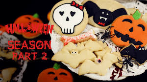 how to decorate cookies for halloween with royal icing youtube