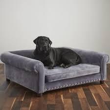 enchanted home pet jackson dog sofa reviews wayfair dog sofa bed