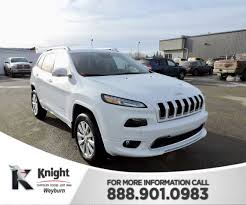 jeep cherokee back new 2018 jeep cherokee overland heated cooled leather adaptive