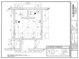 Floor Plan Bathroom Symbols by Architectural Design Cj Holstrom Inc Design Contractor Serving